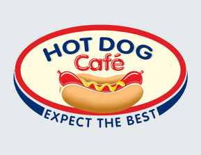Hot Dog Cafe Logo
